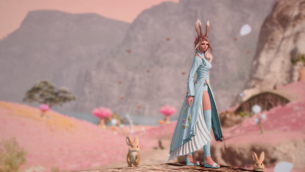 Olyna Fey - Sun's Out, Bun's Out